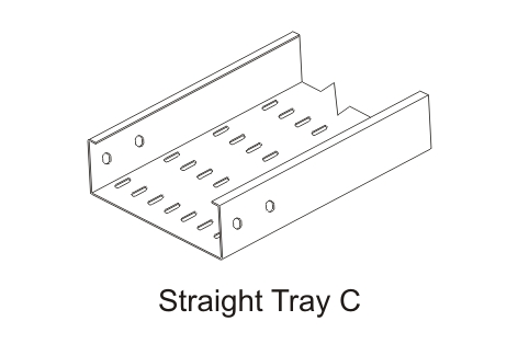 Cable Tray Tipe C